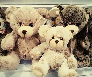bear, cuddle, and fluffy image