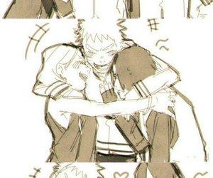 sasuke, naruto uzumaki, and sakura haruno image