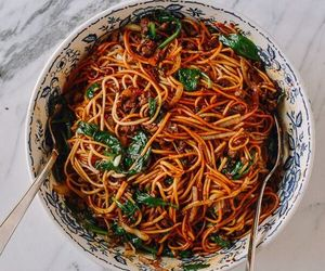 chinese and noodles image