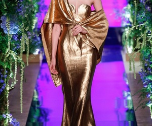 dress, haute couture, and guo pei image