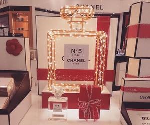 chanel and christmas image