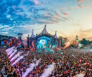 amazing, artists, and festival image