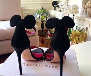 shoes, mickey, and disney image