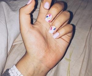 art, nail, and manicure image