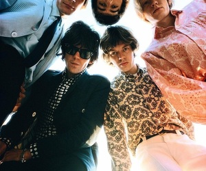 rolling stones, the rolling stones, and mick jagger image