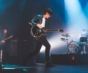 aesthetic, alex turner, and hair image