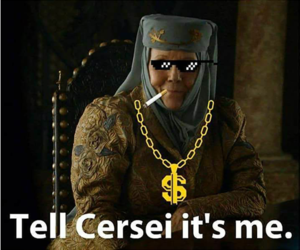 quote, joffrey, and olenna tyrell image