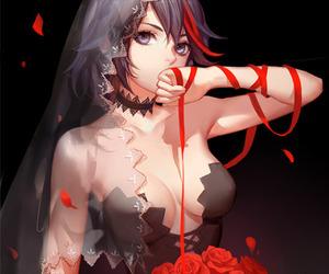 anime, kill la kill, and anime girl image