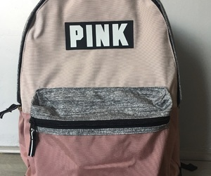 backpack, cool, and gray image