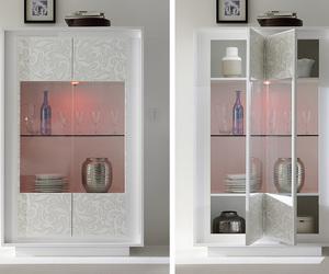 curio, modern curio, and showcase image