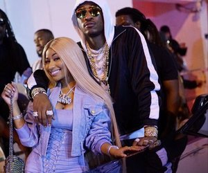 future, nicki minaj, and nicki image