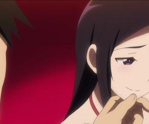 anime, succubus, and anime girl image
