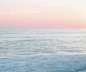 alone, holiday, and sunrise image