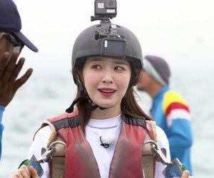 reaction, irene, and 배주현 image