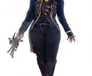 cosplay costumes, emily kaldwin, and dishonored 2 image