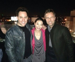 behind the scene, jr bourne, and orny adams image