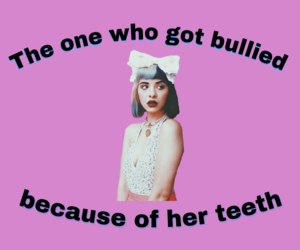dear, melanie, and teeth image