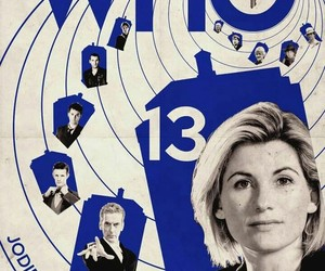 doctor who, jodie whittaker, and time lord image