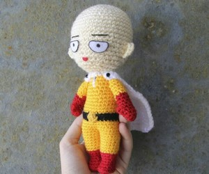 amigurumi, anime, and chibi image