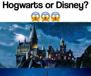 disney, Dream, and harry potter image