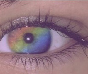 colors, eyes, and photoshop image