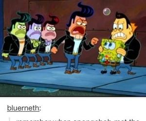 spongebob, arctic monkeys, and funny image