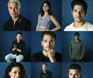teen wolf, colton haynes, and tyler posey image