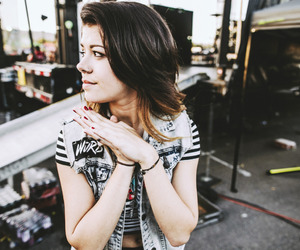 sainte, we are the in crowd, and tay jardine image