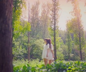 aesthetic, tumblr, and gfriend image
