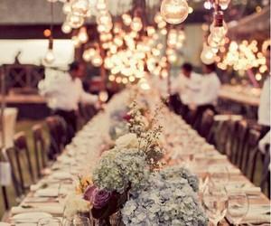 wedding, light, and vintage image