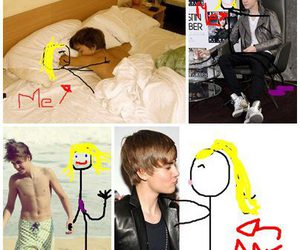 funny, hillarious, and biebs image