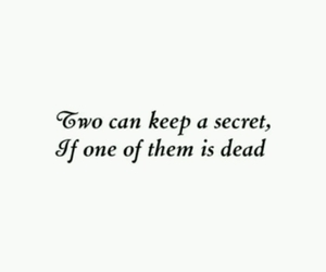quotes, secret, and pretty little liars image
