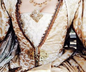 aesthetic, dress, and royalty image