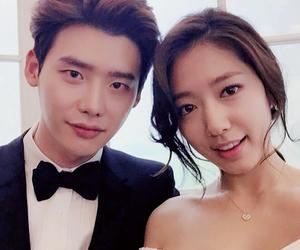 lee jong suk, pinocchio, and park shin hye image