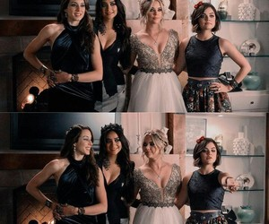 serie, pretty little liars, and 2017 image