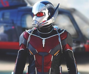 Marvel, paul rudd, and ant-man image