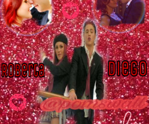 dulce maria, RBD, and christopher uckermann image