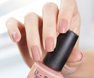 nails, nice, and Nude image