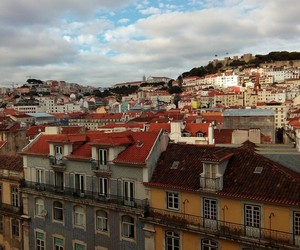 colorful, portugal, and europe image