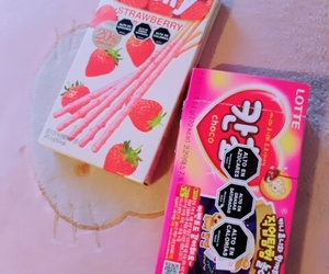 Cookies, hello kitty, and japan image