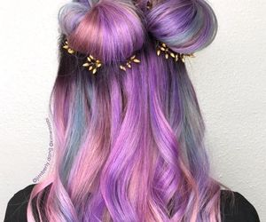 pastel, wigs, and feshfen image
