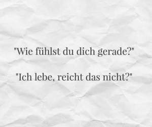 deutsch, german, and sad image