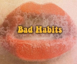 bad, gangsta, and lips image