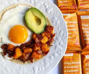 breakfast, cool, and fitness image