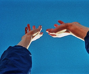 couple, hands, and fashion image