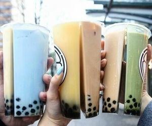 boba and drink image