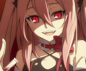 owari no seraph, seraph of the end, and krul tepes image