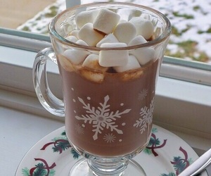 winter, christmas, and delicious image