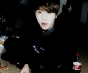 jin, kpop, and korean image