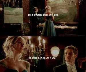 the vampire diaries, art, and caroline forbes image